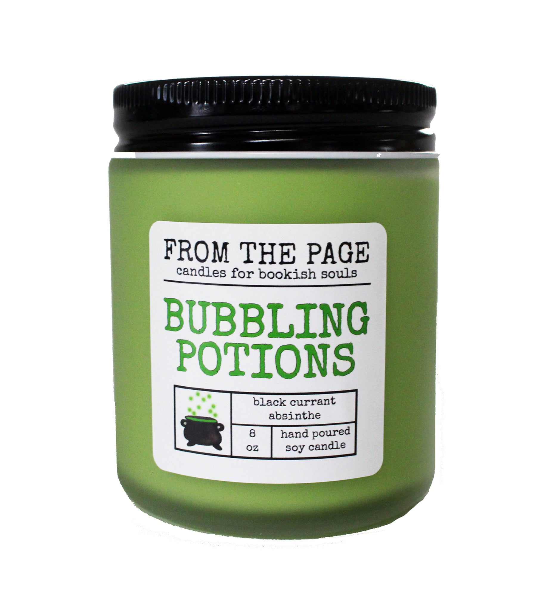 Bubbling Potions