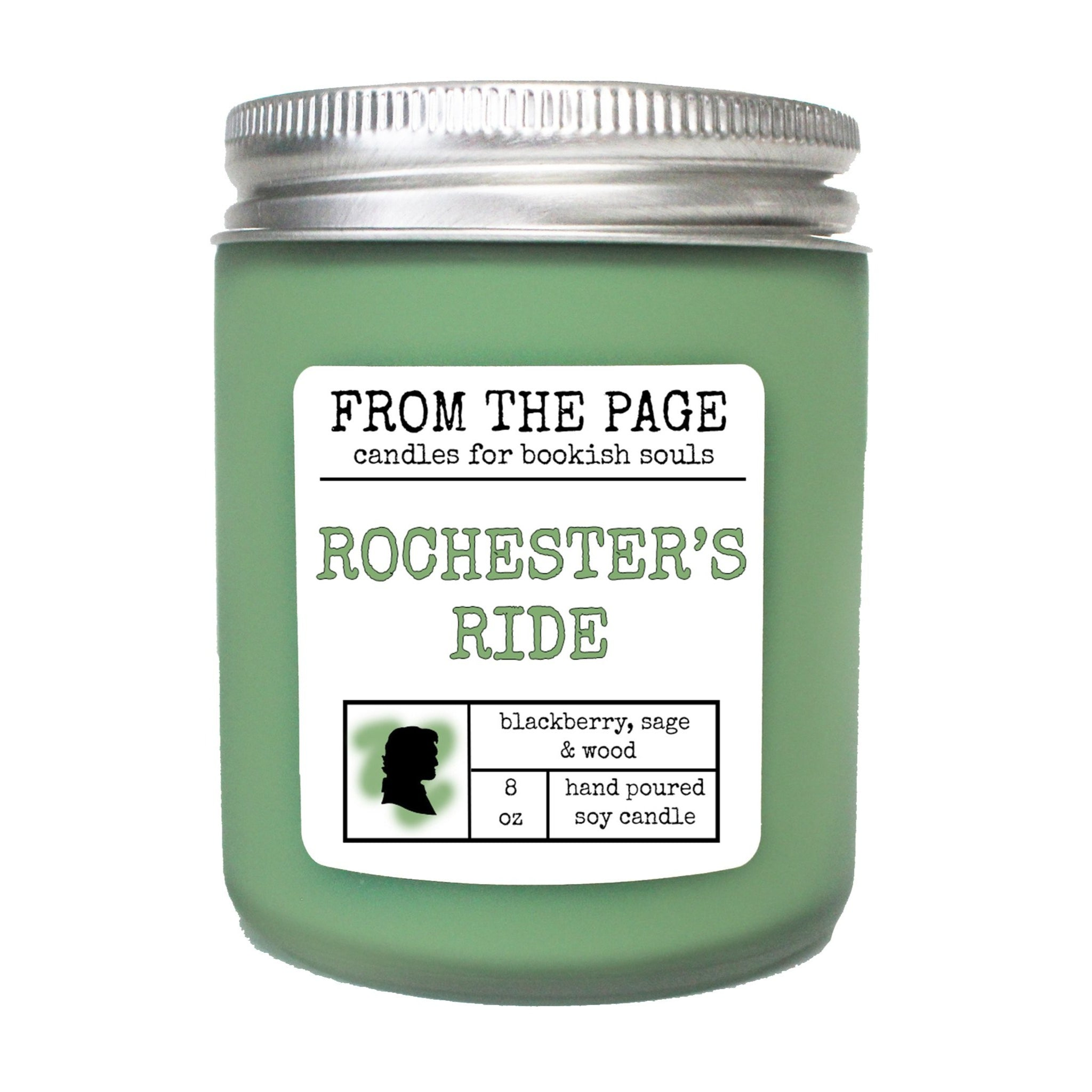 Rochester's Ride - Candle of the Month