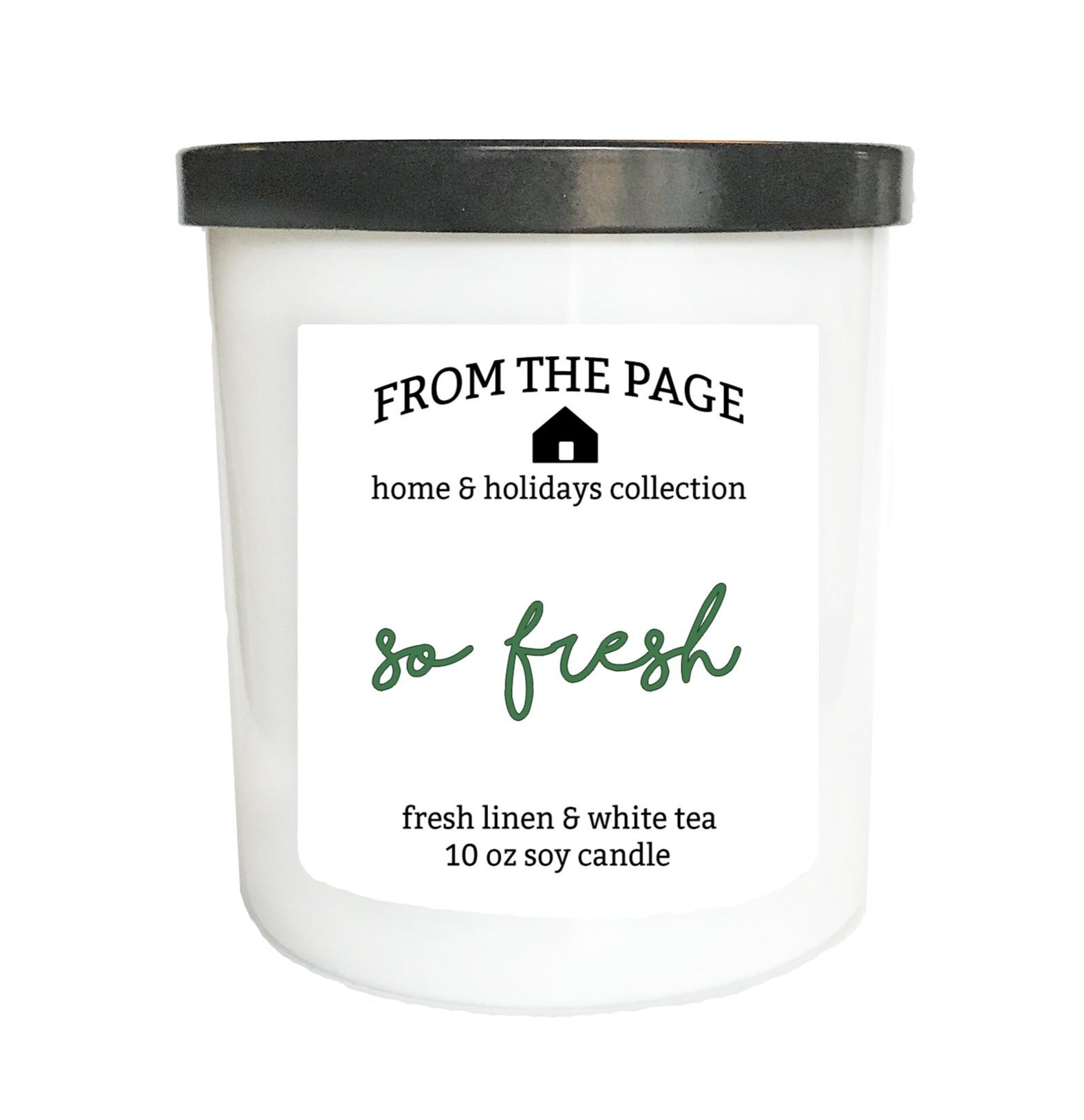 So Fresh 10 oz candle