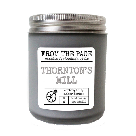 Thornton's Mill - Candle of the Month