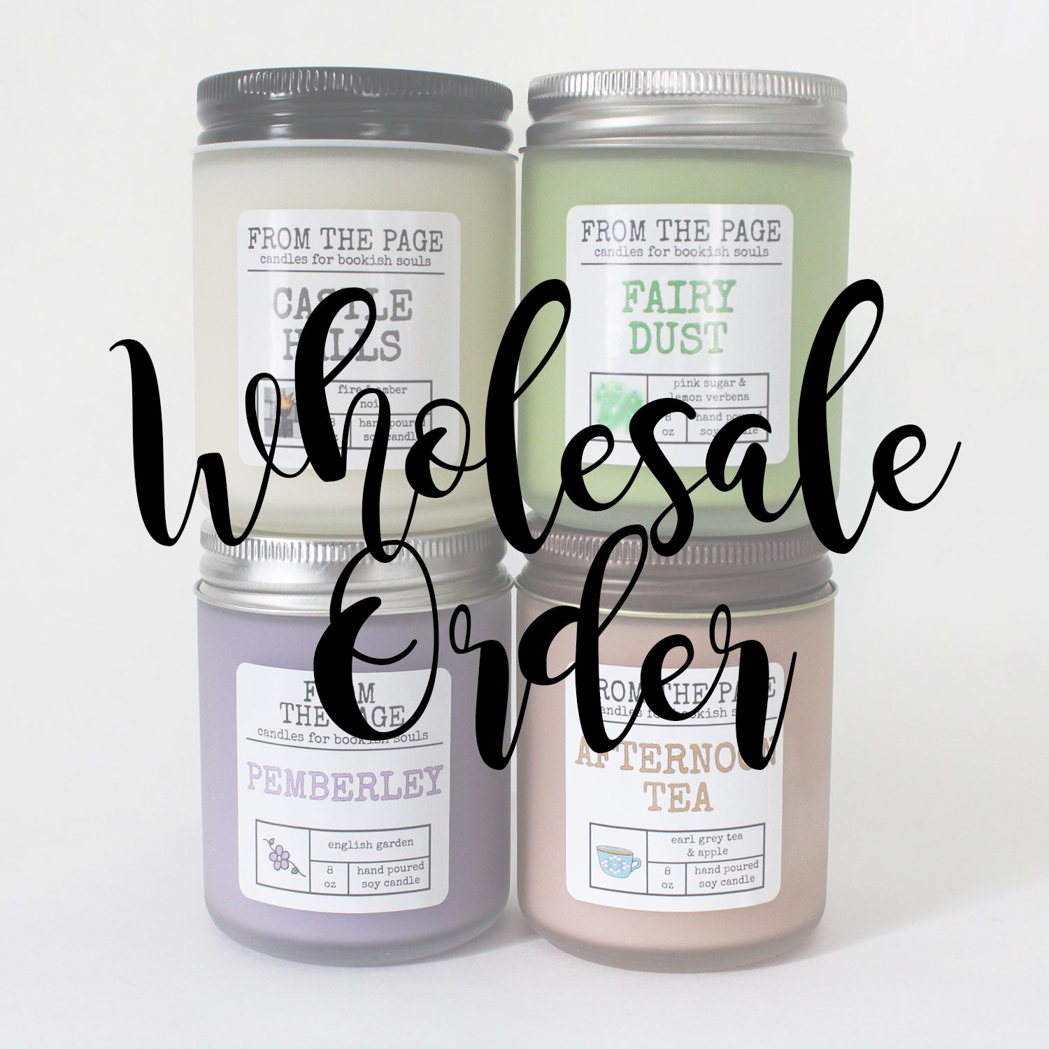 Wholesale Order - TOB