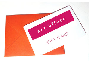Art Effect Gift Card