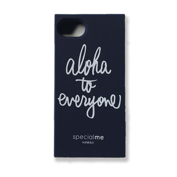 specialme iPhone7 case Aloha to everyone