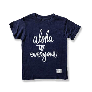 specialme Aloha to everyone logo Tee_Kid's