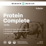 Protein Complete (Animal)   drchrisbarker.myshopify.com