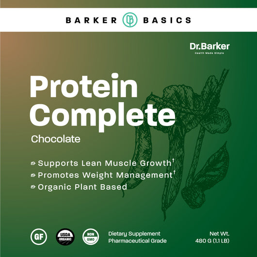 Protein Complete (Plant)   drchrisbarker.myshopify.com