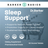 Sleep Support   drchrisbarker.myshopify.com