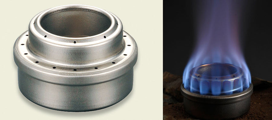 Evernew Ti Alcohol Burner