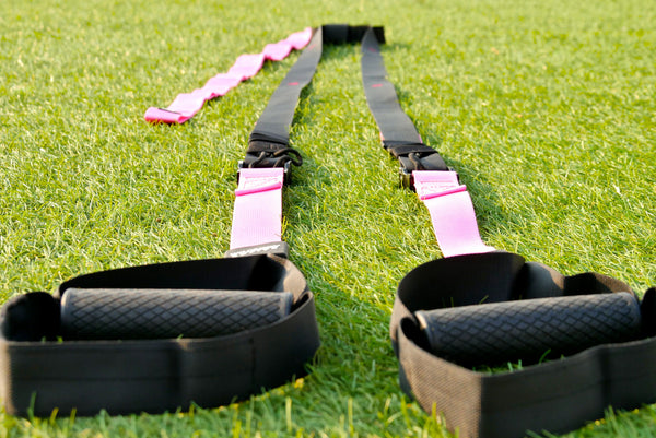 Suspension Trainer - Pink