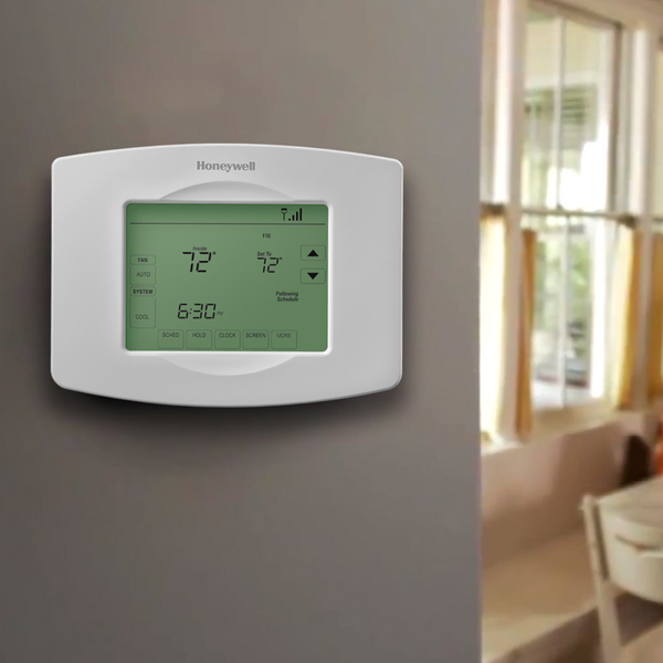 HONEYWELL WI-FI 7 DAY PROGRAMMABLE TOUCHSCREEN THERMOSTAT image 20073898830