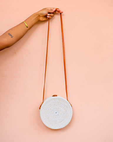 Tessa Straw Bag - Sustainable Fashion