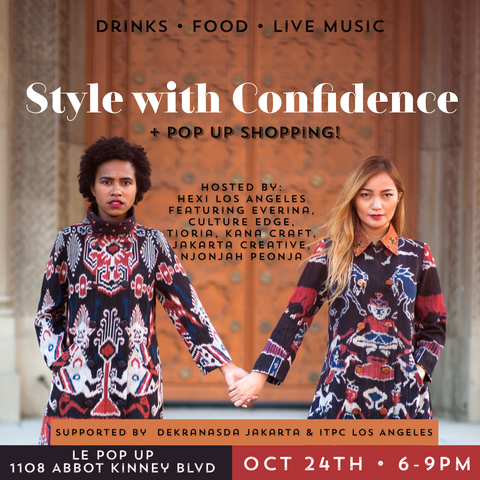 Style with Confidence Workshop