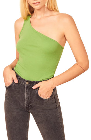 Reformation Green Top