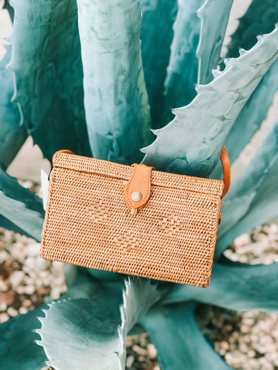 Zoey 'Bali Chic' Cross Body Bag