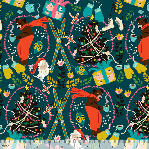 Christmas Fabric In Stock