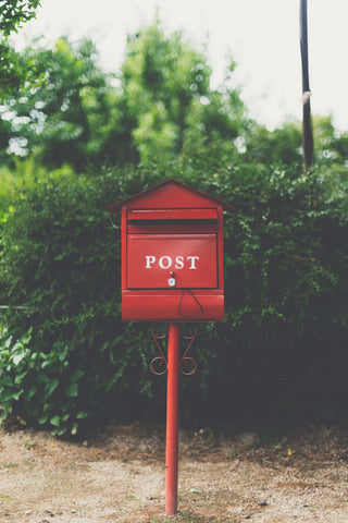 Important Announcement Regarding Postage