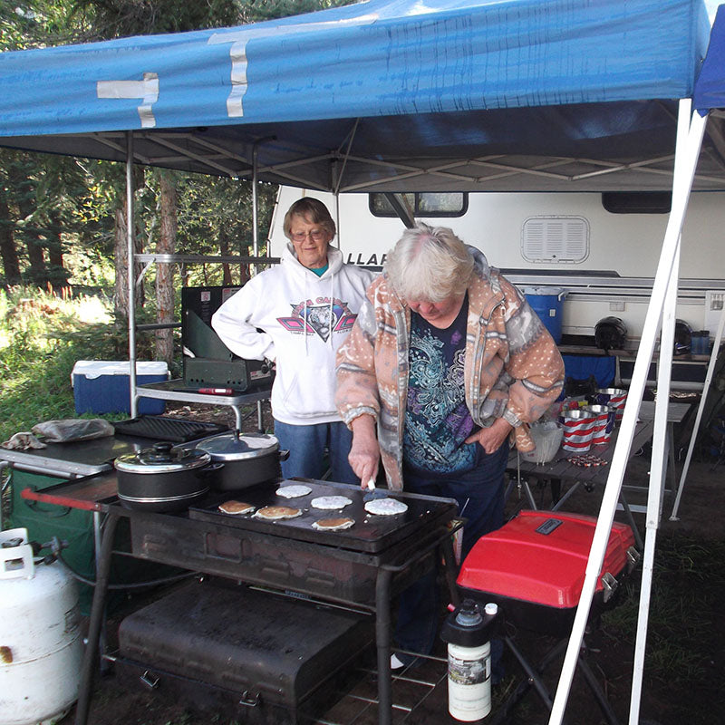 2013 Blue Mesa Camp Site-Carla (Ma), and Rita