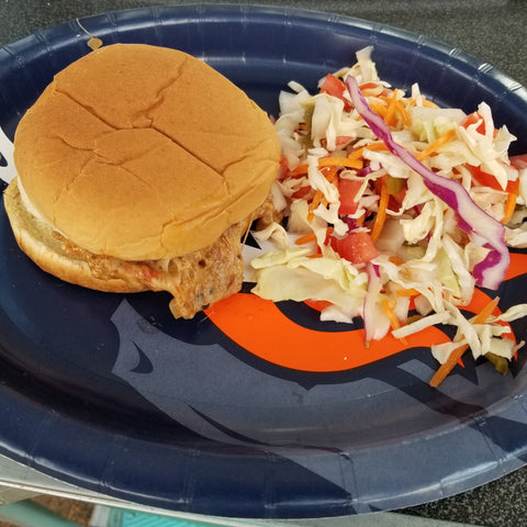 Sloppy Cowboy Joes – Beats canned Sloppy Joes every time!