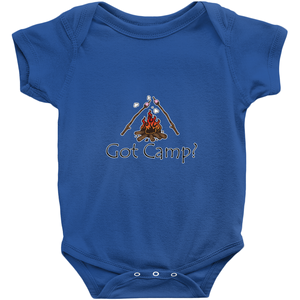 Got Camp? Novelty Infant One-Piece Baby Bodysuit
