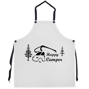 Happy Camper! Novelty Funny Apron