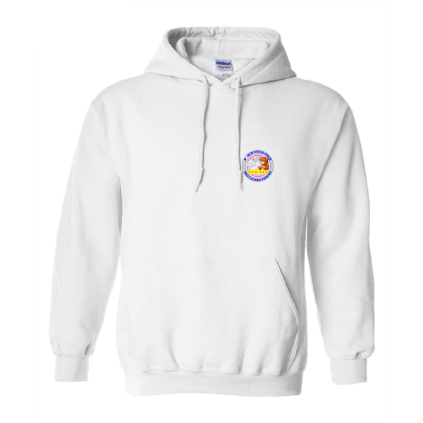 BYO-BFF Logo! Novelty Hoodies (No-Zip/Pullover)