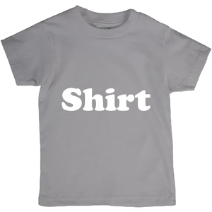 Generic Camping Shirt! Novelty Short Sleeve Youth T-Shirt - CampWildRide.com