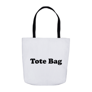 Generic Camping Tote Bag! Novelty Funny Tote Bag Reusable