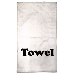 Generic Camping Towel! Novelty Funny Hand Towel - CampWildRide.com