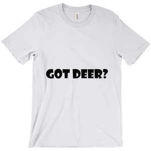 Got Deer? Novelty Short Sleeve T-Shirt