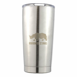 20 Oz Tumbler Stainless Steel Travel Insulated Coffee Mug with Slide Lid - CampWildRide.com