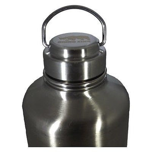 Wide Mouth Stainless Steel Lid for the Rhino Zing Water Bottle Insulated