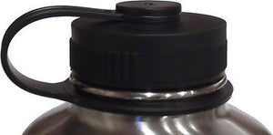 Wide Mouth Standard Lid for the for the Rhino Zing Water Bottle Insulated Black