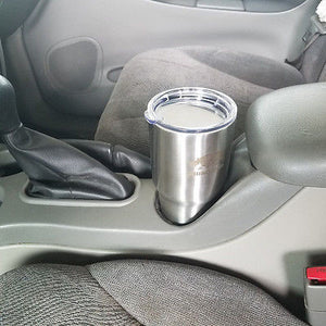 30 Oz Tumbler Stainless Steel Travel Insulated Coffee Mug Non-Slide Lid - CampWildRide.com