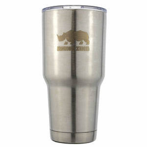 30 Oz Tumbler Stainless Steel Travel Insulated Coffee Mug with Slide Lid - CampWildRide.com