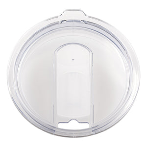 30 Oz Heavy Duty Slide Lid for the Rhino Zing Tumbler Coffee Mug Clear - CampWildRide.com