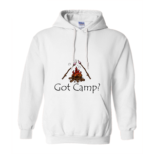 Got Camp? Novelty Hoodies (No-Zip/Pullover)