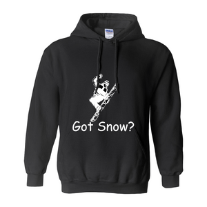 Got Snow? Cool Snowboarder! Novelty Hoodies (No-Zip/Pullover) - CampWildRide.com
