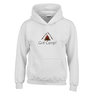 Got Camp? Novelty Youth Hoodies (No-Zip/Pullover)
