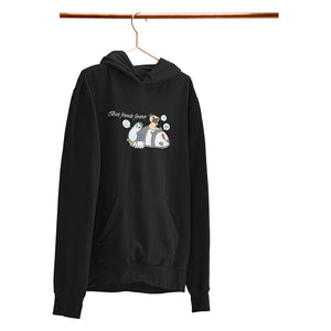 Best Friends Forever-4 BFF's! Novelty Hoodies (No-Zip/Pullover)
