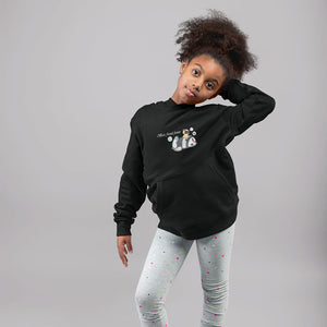 Best Friend Forever-4 BFF's Novelty Youth Hoodies (No-Zip/Pullover)