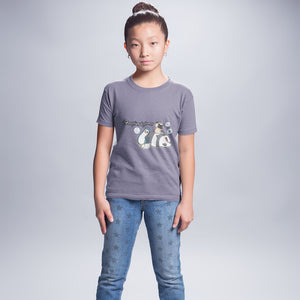 Best Friend Forever-4 BFF's Novelty Short Sleeve Youth T-Shirt