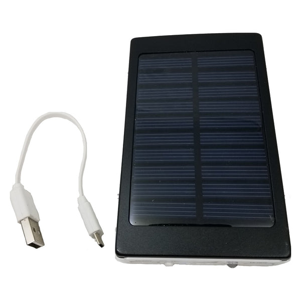Dual USB 30000mAh Solar Battery Chargers Power Bank for Mobile Phone PAD Tablet
