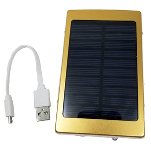 Dual USB 30000mAh Solar Battery Chargers Power Bank for Mobile Phone PAD Tablet - CampWildRide.com