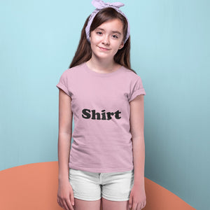 Generic Camping Shirt! Novelty Short Sleeve Youth T-Shirt