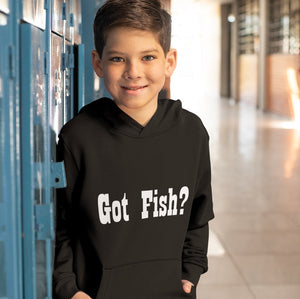 Got Fish Hoodies Youth - CampWildRide.com