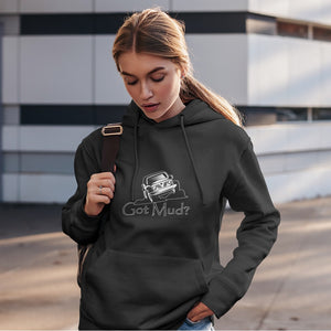 Got Mud? Fun with your Off Road Vehicle! Novelty Hoodies (No-Zip/Pullover)