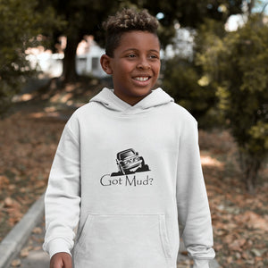 Got Mud? Fun with your Off Road Vehicle! Novelty Youth Hoodies (No-Zip/Pullover)
