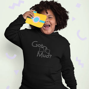Got Mud? Fun on a Side-by-Side! Novelty Youth Hoodies (No-Zip/Pullover)