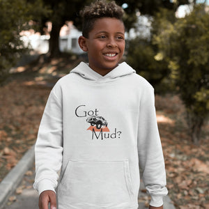 Got Mud? Fun with your Truck! Novelty Youth Hoodies (No-Zip/Pullover) - CampWildRide.com