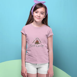 Got Camp? Novelty Short Sleeve Youth T-Shirt